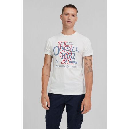 Koszulka męska - O'Neill CRAFTED SS T-SHIRT - 3