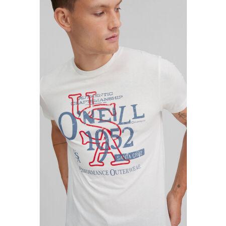 Koszulka męska - O'Neill CRAFTED SS T-SHIRT - 5