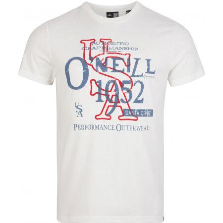 Koszulka męska - O'Neill CRAFTED SS T-SHIRT - 1