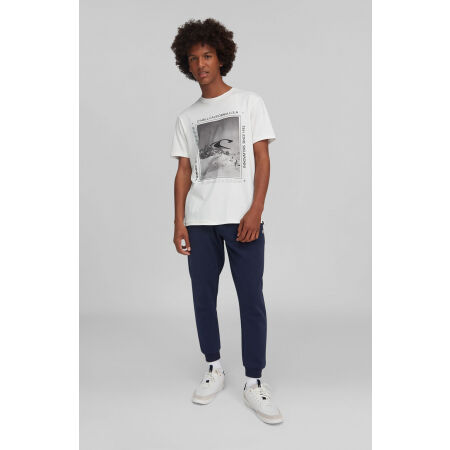 Koszulka męska - O'Neill MOUNTAIN FRAME SS T-SHIRT - 6