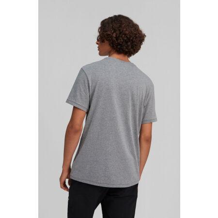 Koszulka męska - O'Neill MOUNTAIN FRAME SS T-SHIRT - 4