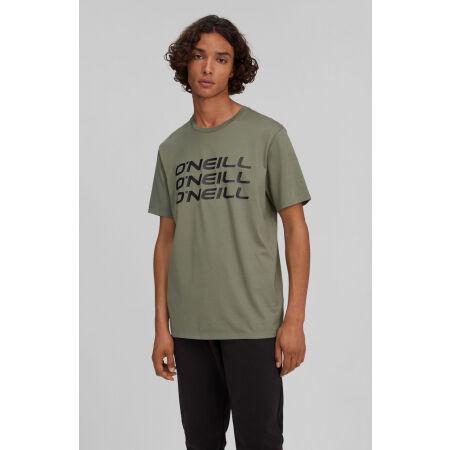 Koszulka męska - O'Neill TRIPLE STACK SS T-SHIRT - 6