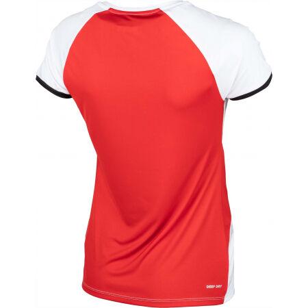 Dámské tenisové tričko - Lotto TOP TEN W TEE PRT 2 PL - 3