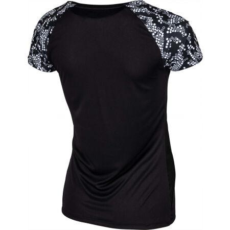 Koszulka damska do biegania - Lotto RUN&FIT W TEE PRT3 PL - 3
