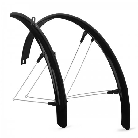 AF700-1A - Front and rear mudguard for 28 bicycles - Arcore AF700-1A