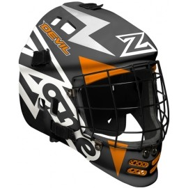 Zone Mask Devil - Floorball goalkeeper mask