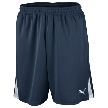 Puma SHORTS TEAM W IS JR - Детски  спортни къси панталони- Puma