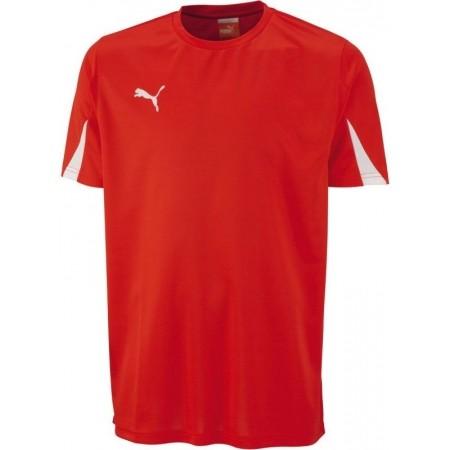 Sportovní pánské triko - Puma SHIRTS SS TEAM - 4