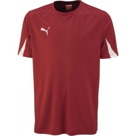 Sportovní pánské triko - Puma SHIRTS SS TEAM - 6