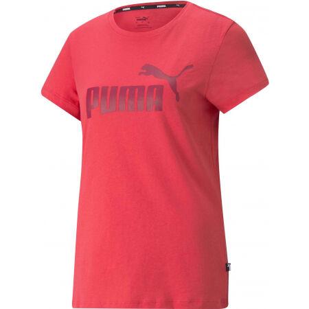 Puma SS LOGO TEE - Women's T-shirt