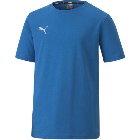 Puma TEAM GOAL 23 CASUALS TEE JR - Koszulka piłkarska chłopięca