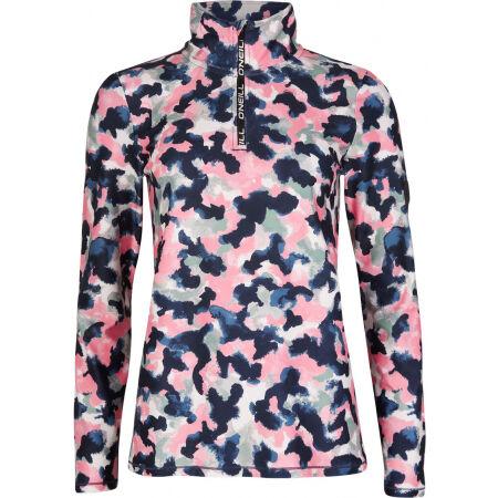 O'Neill CLIME AOP FLEECE HZ - Дамски пуловер