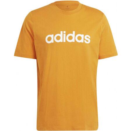 adidas LIN SJ T - Pánske tričko