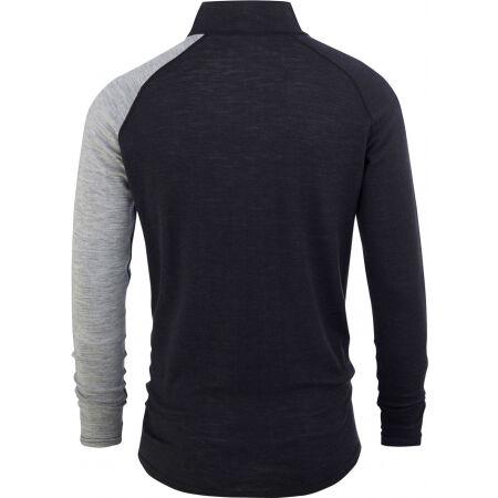 Koszulka termoaktywna - Bula GEO MERINO WOOL HZ - 2