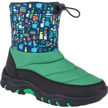 ALPINE PRO KISERO - Kids' winter shoes