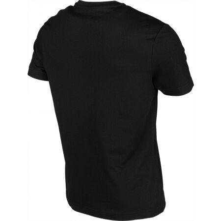 Koszulka męska - Lotto LOGO VI TEE BS JS - 3