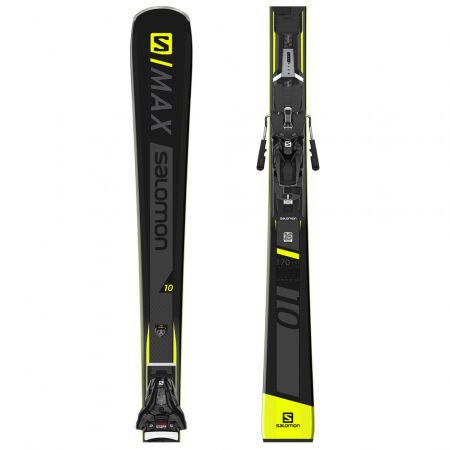 Salomon S/MAX 10+Z12 GW - Lesikló síléc kötéssel