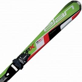 Elan RACE SX + QT 4.5 - Dětské sjezdové lyže