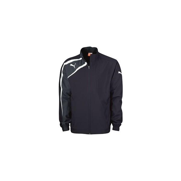 Puma SPIRIT WOVEN JACKET JR kék 152 - Gyerek sportos kabát