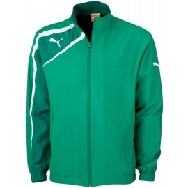 Puma SPIRIT WOVEN JACKET JR - Children's sports jacket