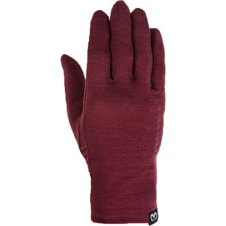 Progress MERINO GLOVES - Rękawiczki wełniane
