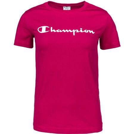 Champion CREWNECK T-SHIRT - Дамска тениска