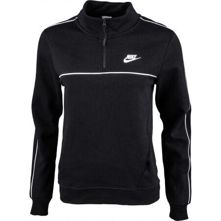 Nike NSW MLNM ESSTL FLC QZ LS TOP W