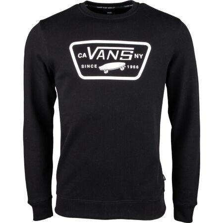 Vans MN FULL PATCH CREW II BAY - Bluza męska