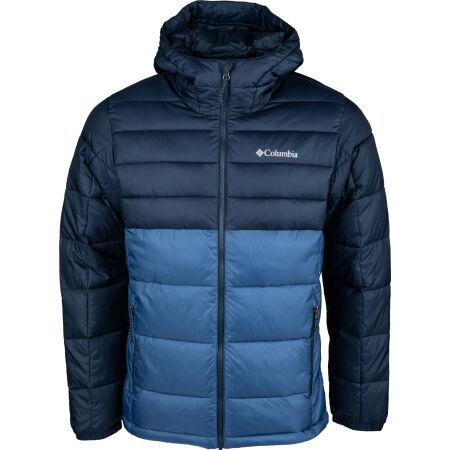 Columbia BUCK BUTTE INSULATED HOODED JACKET - Мъжко зимно яке