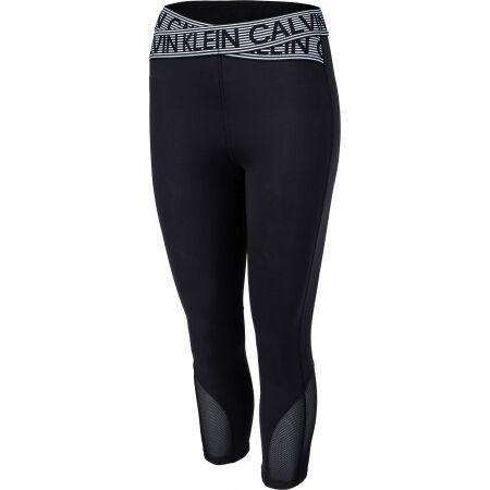 Calvin Klein TIGHT CROPPED - Дамски клин