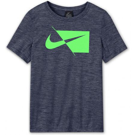 Nike DRY HBR SS TOP B - Koszulka treningowa chłopięca