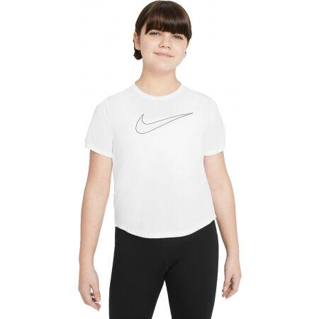 Nike DF ONE SS TOP GX G - Koszulka dziewczęca