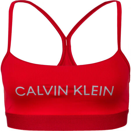 Calvin Klein LOW SUPPORT SPORTS BRA - Дамско  спортно бюстие