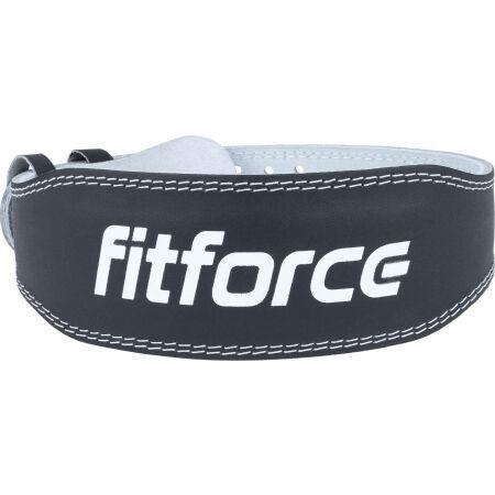 Fitforce FITNESS BELT - Pas kulturystyczny