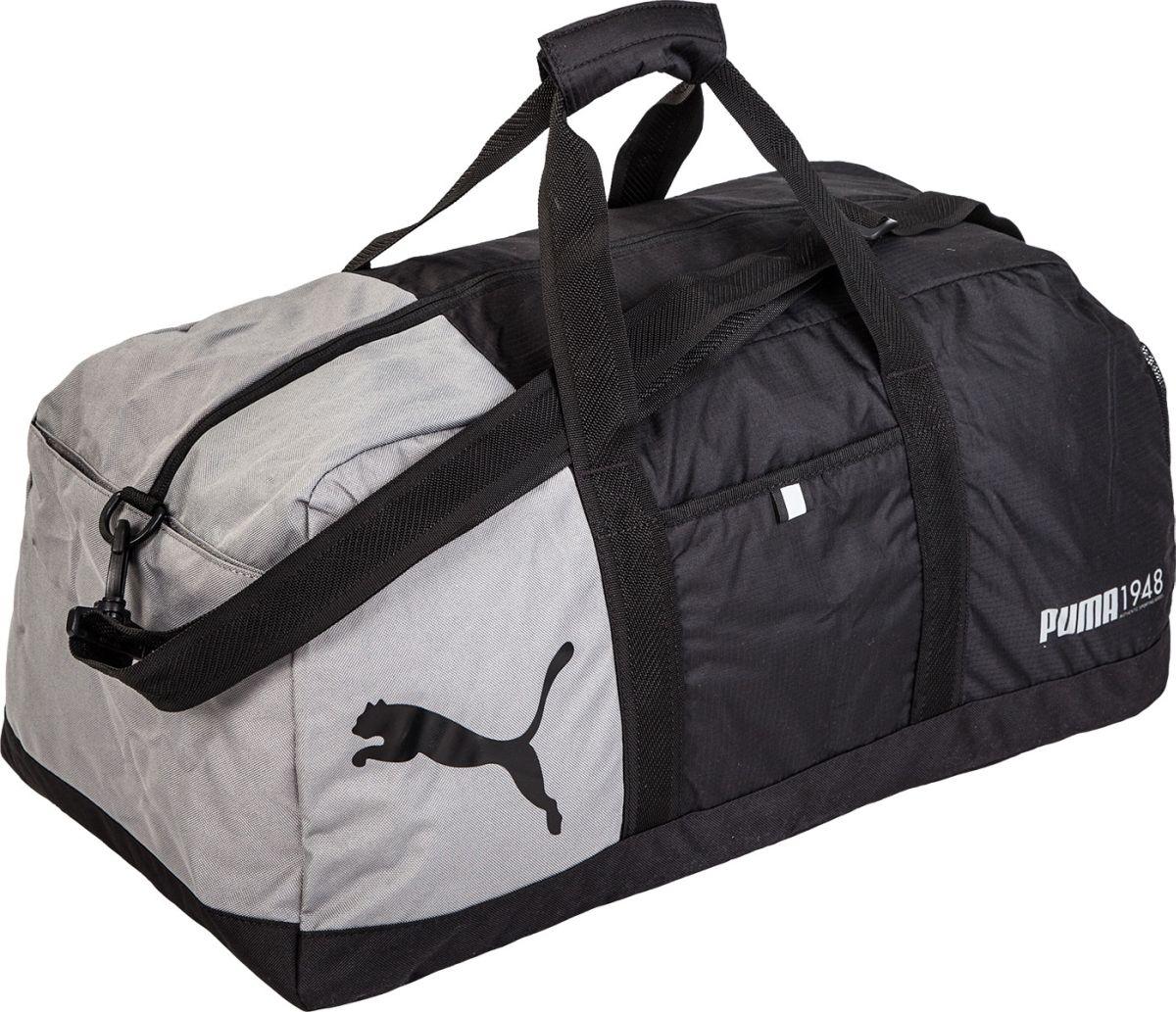 Puma FUNDAMENTALS SPORTS BAG M. Sports Bag af89b2326ee31