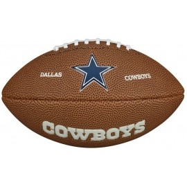 Wilson NFL MINI TEAM LOGO - Minipiłka do futbolu amerykańskiego