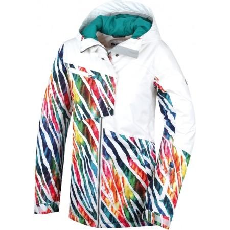 a9a35f05b Dámska lyžiarska bunda - ALPINE PRO SOLANGE