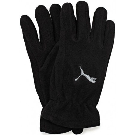 Zimní úpletové rukavice - Puma FUNDAMENTALS FLEECE GLOVES - 1