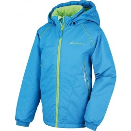 ALPINE PRO CARSON JNR - Kurtka narciarska dziecięca