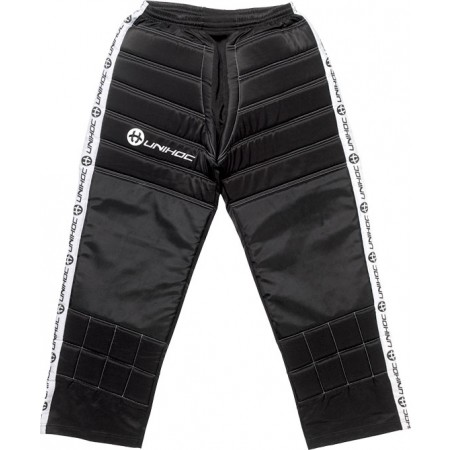Spodnie bramkarskie dziecięce - Unihoc GOALIE PANTS BLOCKER JR