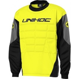 Unihoc GOALIE SWEATER BLOCKER JR - Echipament portar