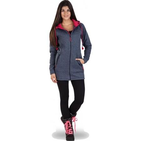 Dámský svetr s kapucí - Loap ORIONA - 5