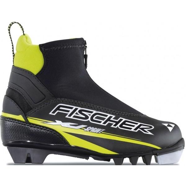 Fischer XJ SPRINT - Juniorské topánky na bežky