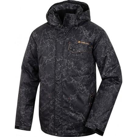 Pánská lyžařská bunda - ALPINE PRO DENMARK 7c4b3d8253b