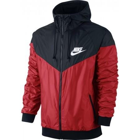 55e5f4e46 WINDRUNNER - Pánská bunda s kapucí - Nike WINDRUNNER - 1