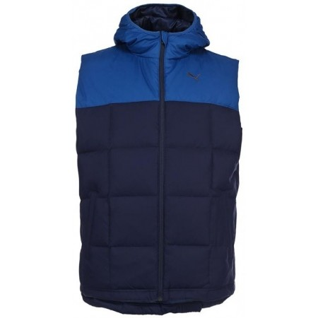 23808eae4 ESS HOODED DOWN VEST - Men´s winter vest - Puma ESS HOODED DOWN VEST