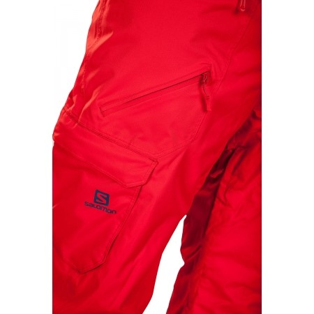 6ee206872 RESPONSE PANT M - Pánske zimné nohavice - Salomon RESPONSE PANT M - 12