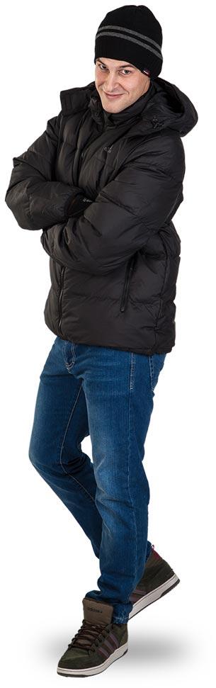 Kurtka adidas Down Jacket Good D88401
