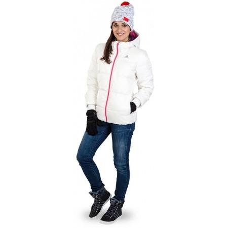 Dámská zimní bunda - adidas COSY DOWN JACKET - 3 90b5fb85944