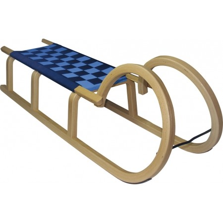 Sanie lemn - HS Sport HORNED SLEDGE 120CM